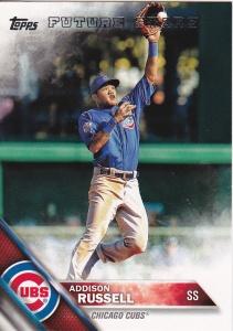 2016 Topps s2 Addison Russell