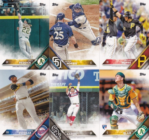 2016 Topps s2 best photos vertical