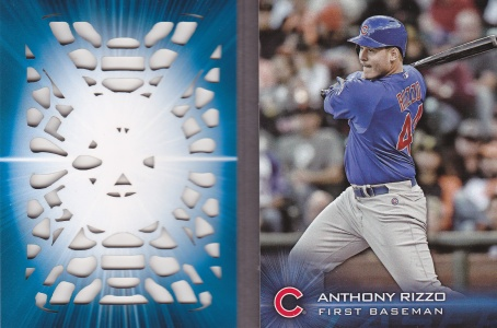2016 Topps s2 Laser - Rizzo open