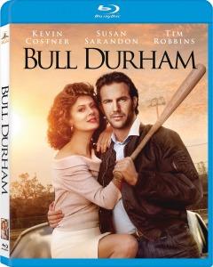 Bull Durham Blu Ray case