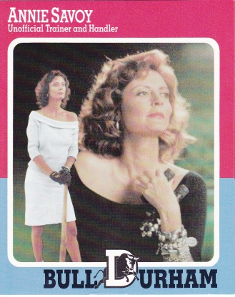 1988 Bull Durham Gatorade Promotional Annie Susan Sarandon