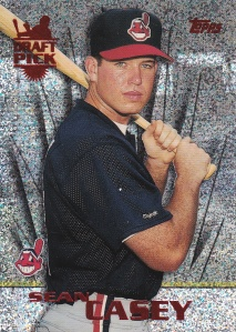 1996 Topps Power Boosters Sean Casey