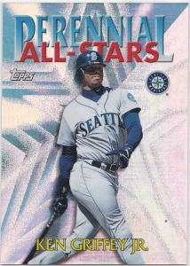 2000 Topps Perennial All-Stars Griffey