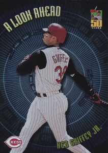 2001 Topps A Look Ahead Griffey