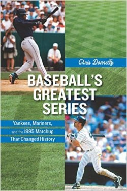 book cover Baseball's greatest series