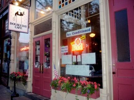 Doubleday Cafe
