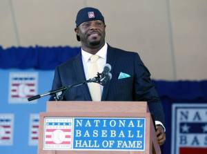 Griffey HOF backward hat