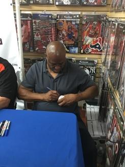 signing - Griffey Sr