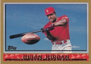 1998 Topps Brian Jordan