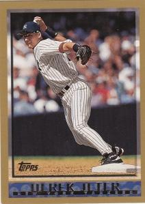 1998 Topps Jeter