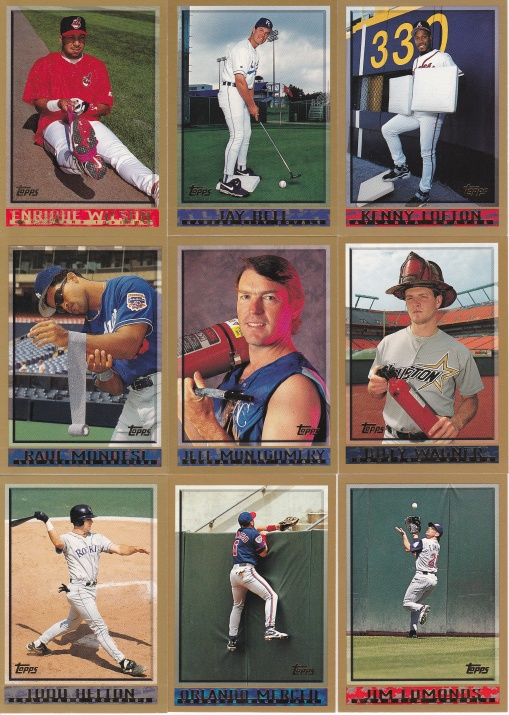 1998 Topps other notable cards