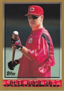 1998 Topps Pete Rose Jr