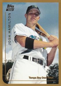 1999 Topps Josh Hamilton