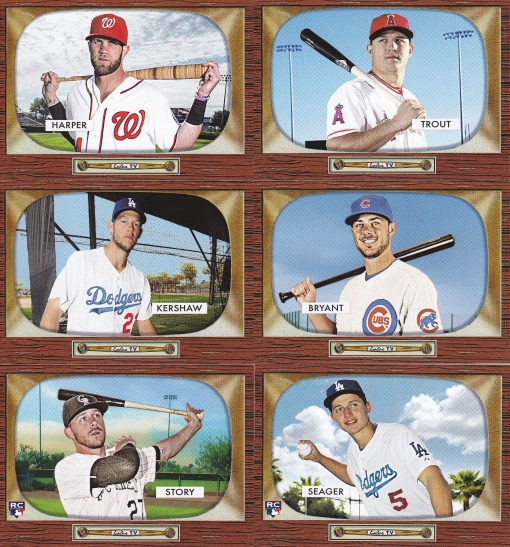 2016 Topps Throwback Thursday