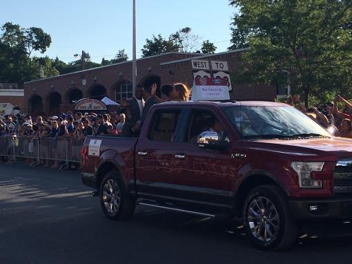 HOF parade Griffey