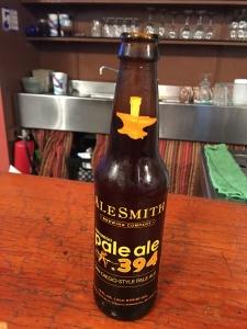 394 Pale Ale beer