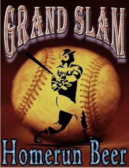 Vermont Grand Slam Homerun Beer