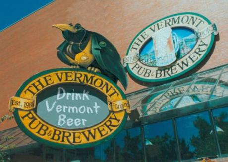Vermont Pub Grand Slam Beer