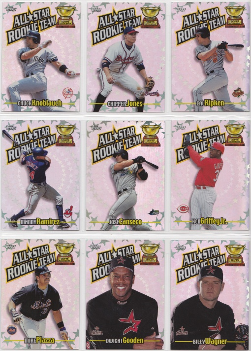 2000-topps-all-rookie-team-complete