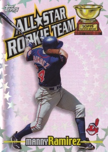 2000 Topps All-Rookie Team front