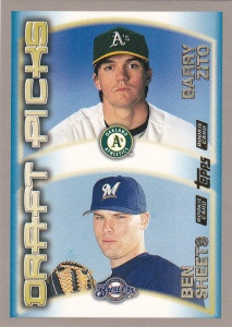 2000 Topps DP - front